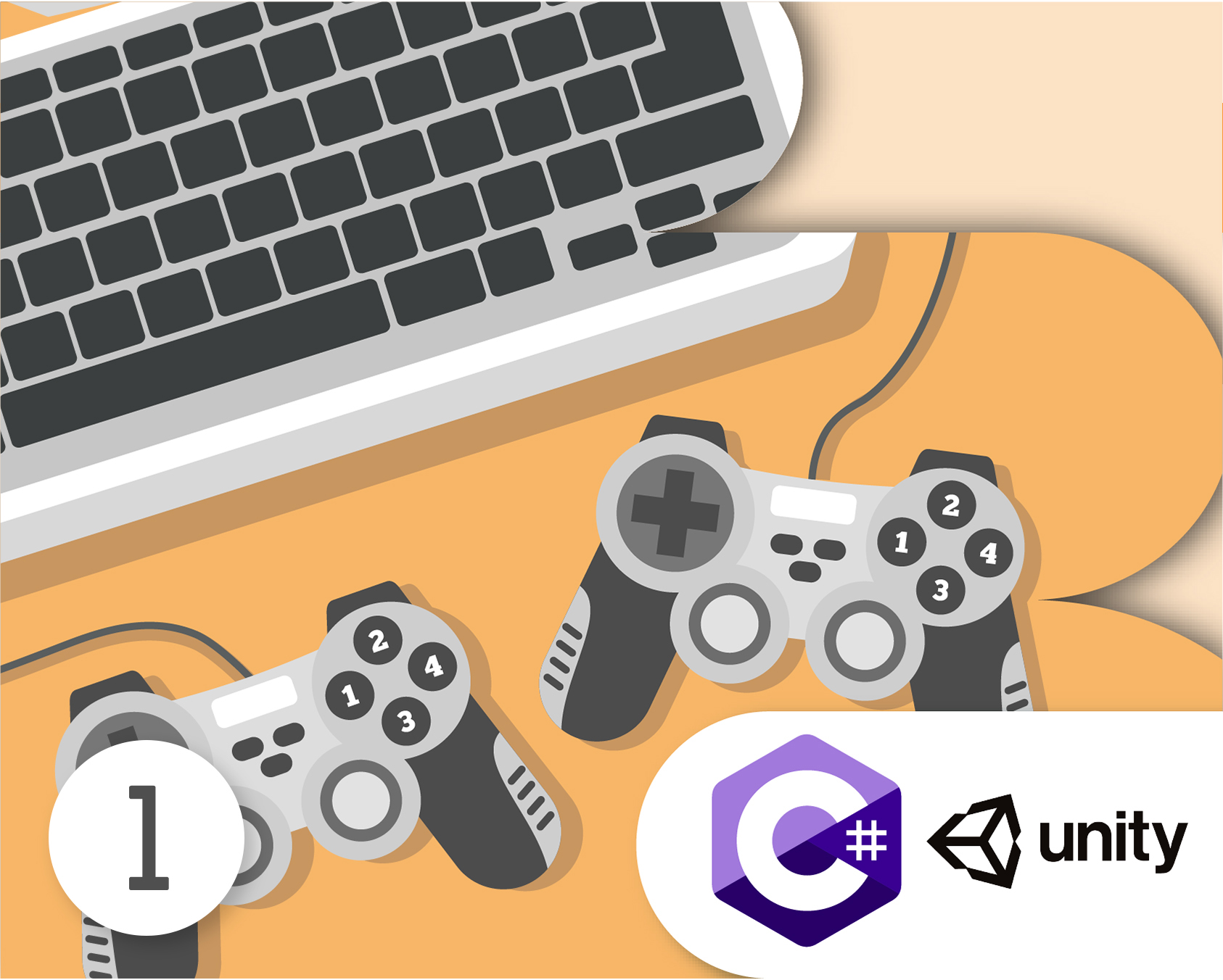 Creating computer games in Unity semester 1